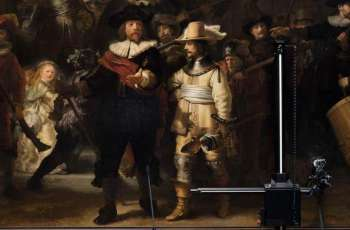 Rembrandt's 'The Night Watch' to be restored - live