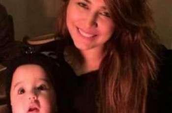 ایان علی دی گودی وچ موجود بال دی حقیقت ساہمنے آ گئی