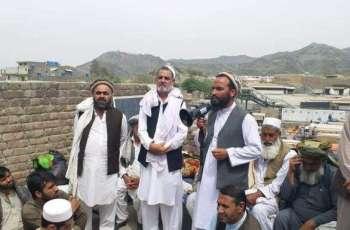 Walk against narcotics held in Landikotal