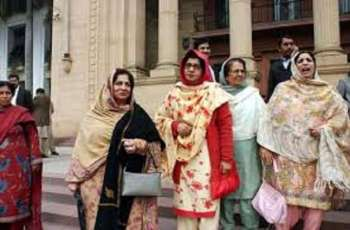 Women lawmakers contributed 39% of parliamentary business: FAFEN