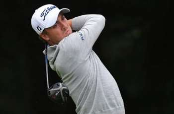 Golf: Leading scores from the first round of the US PGA CJ Cup at Nine Bridges in Jeju Island, South Korea, on Thursday