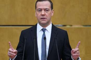 Issue of Delivering Russian Gas to Europe Largely Politicized - Medvedev