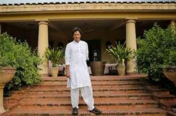 وزیر اعظم عمران خان دے بنی گالا والے گھر وچ مسجد بنا دتی گئی