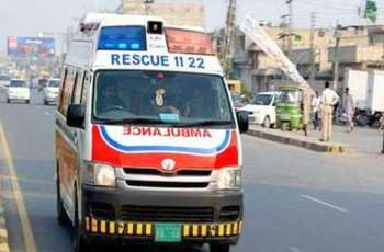 An elderly man died in accident in Hyderabad