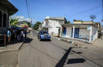 Comoros army starts operation to disperse rebels: Minister