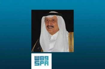 أمير منطقة جازان : الأوامر الملكية تؤكد حزم القيادة في تطبيق الحق والعدالة