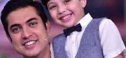 Iqrar ul Hasaan's son Pehlaaj to make TV debut with 'Alif'