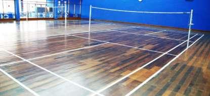 National Bank of Pakistan president inaugurates Badminton Court, indoor games