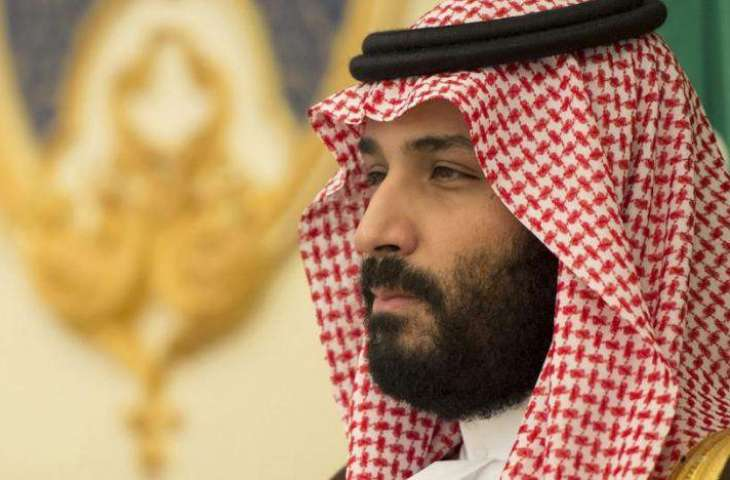 Saudi Crown Prince, US envoy discuss developments in Syria