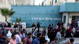 UNRWA temporarily withdraws part of its staff from Gaza Strip