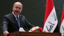 UAE leaders congratulate new Iraqi President on election win