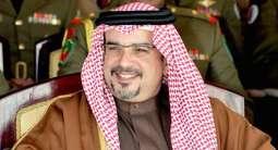 Bahrain's Crown Prince receives Ministers of Finance of UAE, Saudi Arabia and Kuwait