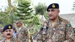 رئيس أركان الجيش الباكستاني يصل إلى مدينة كويتا الباكستانية