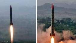 باكستان تعلن عن اختبار صاروخ باليستي قادر على حمل رؤوس نووية