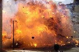 انفجار في اقلیم بلوشستان ، استھدف رجال قوات حرس الحدوس الباکستانیة