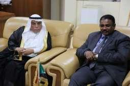وزير التعليم العالي السوداني يلتقي سفير خادم الحرمين الشريفين لدى السودان