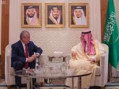 وزير الخارجية يستقبل المبعوث الخاص للرئيس الروسي إلى سوريا