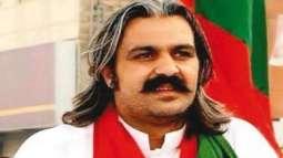 حاکم جلجلت بلتستان یلتقي وزیر شوٴون کشمیر الفیدرالي أمین غندابور