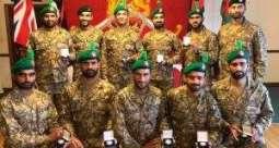 پاک فوج دی وڈی کامیابی:کیمبرین پٹرول مقابلے وچ گولڈ میڈل جت لیا