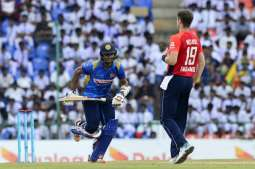 Shanaka leads Sri Lanka run charge against England