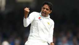 Cricket world praise Pakistan's ten-wicket Abbas
