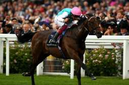 Dettori and Gosden put on show fit for for a Queen