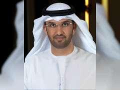 """سلطان الجابر: """" خليفة سات """" إنجاز مميز ينضم لقائمة طويلة من الإنجازات الإماراتية في مختلف المجالات"""