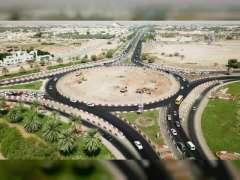 """"""" مساندة """" تنفذ 4 مشاريع تطويرية لتحسين الحركة المرورية في العين بـ 438 مليون درهم"""
