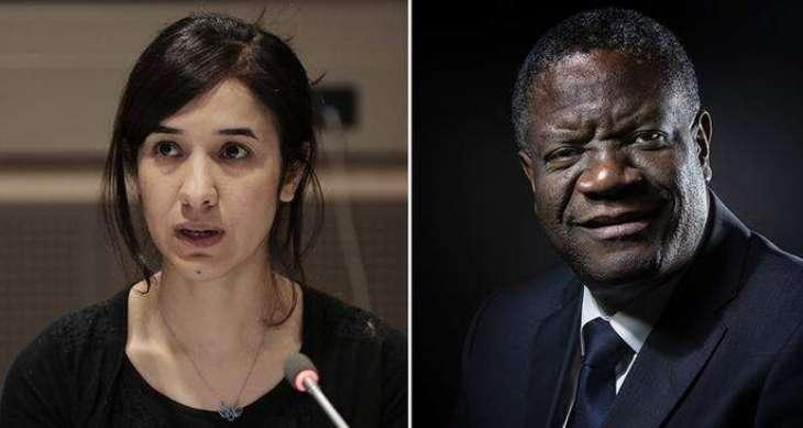 UN Secretary General congratulates Mukwege, Nadia Murad on the awarding of 2018 Nobel Prize for Peace