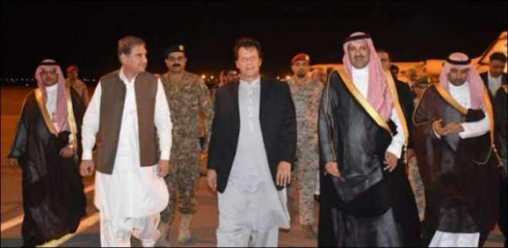 وزیر اعظم دے سعودی عرب جاندے ای ڈالر دی قدر وچ کمی