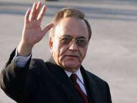 نظریہ ضرورت دے تحت اسرائیل نال رابطہ کیتا سی:خورشید قصوری سابق وزیر خارجا خورشید قصوری نے اسرائیل نال رابطے دا اعتراف کر لیا