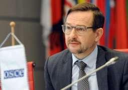 OSCE Chief Receives Letter From Mother of Arrested RIA Novosti Ukraine Head Vyshinsky