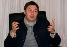 RIA Novosti Ukraine Head Vyshinsky Arrested in Ukraine Only for Doing His Job - Lavrov