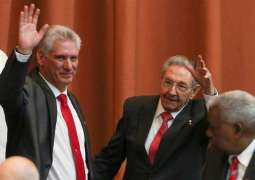 Cuban President Invites Russian Parliament's Lower House Speaker to Visit Cuba