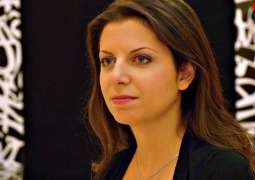 Western States' Hypocritical Position on Vyshinsky's Arrest in Ukraine Shocking - Simonyan