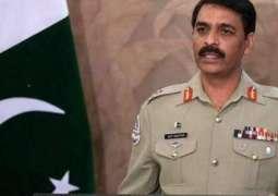 آسیہ بی بی کیس دا فوج نال کوئی تعلق نہیں:میجر جنرل آصف غفور