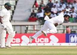 Masakadza hits fifty after Bangladesh strike