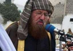 مولانا سمیع الحق نوں شہید کر کے افغان کمانڈر رازق دا بدلیا گیا