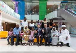 Nine-year old girl becomes first child to receive kidney transplant in Dubai