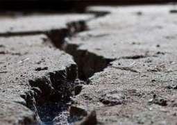 ملک دے کئی علاقیاں وچ زلزلے دے جھٹکے