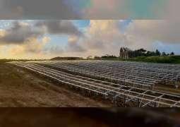 UAE-Caribbean Renewable Energy Fund projects underway