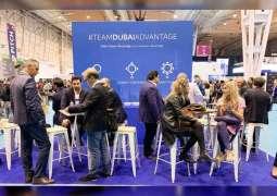 """""""فريق مزايا ددبي"""" يعرض فرص النمو و الابتكار خلال قمة الويب في البرتغال"""