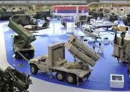 وفد من وزارة الدفاع يزور معرض الدفاع الدولي الثامن في جاكرتا