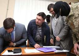 Russian Ombudswoman Urges Int'l Community to Provide Vyshinsky With Medical Assistance