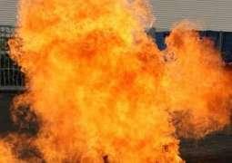 شمالی وزیرستان وچ دھماکا،1ہلاک،4زخمی
