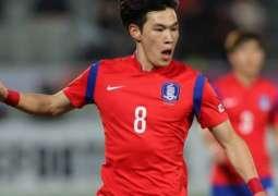 S. Korea international footballer crashes SUV, one dead