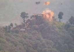 بھارت ولوں ایل او سی اُتے فائر سمجھوتے دی خلاف ورزی،4شہری زخمی
