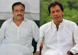 وزیر اعظم عمران خان نے عثمان بزدار دا موازنہ وسیم اکرم تے انضمام نال کر دتا