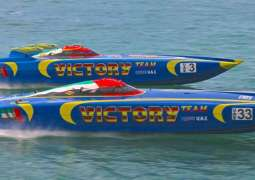 Top two spots for Victory Team boats in Key West World Championships