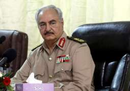 LNA Commander Haftar to Attend Summit on Sidelines of Palermo Conference - Reports
